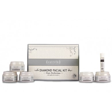 Sattvik Organics DIAMOND KIT 260 GM