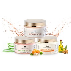 Organic Therapie Sensual Softness Kit (SPS,DPC & MDC)