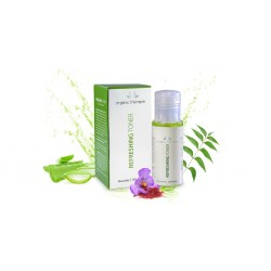 Organic Therapie Refreshing Toner 50 ml