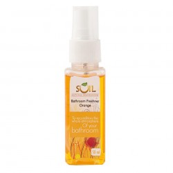 Soil Fragrances Orange Bathroom Air Freshner 50 ml