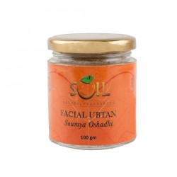 Soil Fragrances Soumya Face Ubtan 100gm