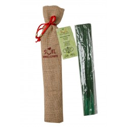 Soil Fragrances Handmade Jasmine Incense Sticks (Pack of 40)