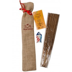 Soil Fragrances Handmade Samridhi Incense Sticks (Pack of 40)
