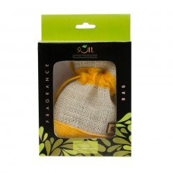 Soil Fragrances Lemongrass Car Freshener