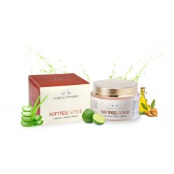 Organic Therapie Soft Peel Scrub 50 gm