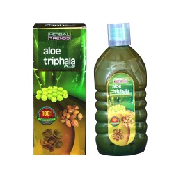 Aloe Triphala Plus Pure 1Ltr