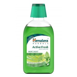 Himalaya Active Fresh Mouthwash - 215 ml