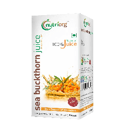 Nutriorg Sea Buckthorn Juice - 500gm