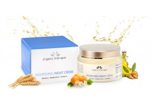 Organic Therapie Nourishing Night Crme 50 Gm