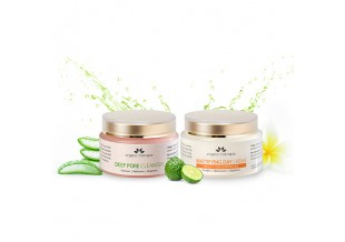 Organic Therapie Morning Dew Kit (mdc & Dpc)