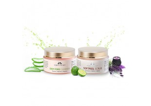 Organic Therapie Soft & Smooth Kit (sps & Dpc)