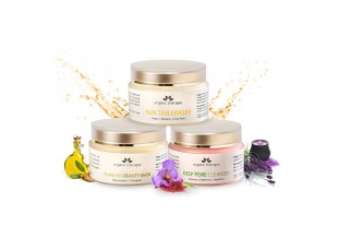 Organic Therapie Perfect Radiance Kit (ste,fbm & Dpc)