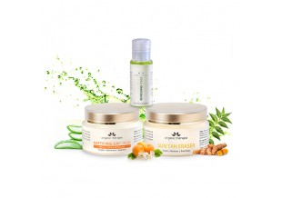 Organic Therapie Ultra Sheer Kit(rt,mdc & Ste)