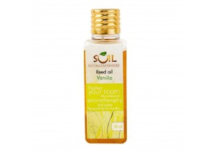 Soil Fragrances Vanilla Reed Diffuser Oil Refill 50 Ml