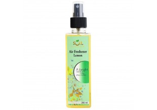 Soil Fragrances Lemon Air Freshner 200 Ml