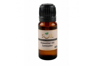 Soil Fragrances Lavender Essential Oil 10ml