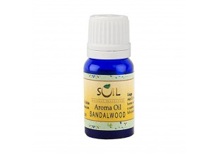 Soil Fragrances Aroma Oil Sandalwood 10ml