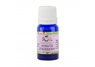 Soil Fragrances Aroma Oil Strawberry 10ml