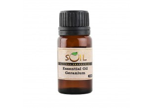 Soil Fragrances Geranium Essential Oil 10 Ml