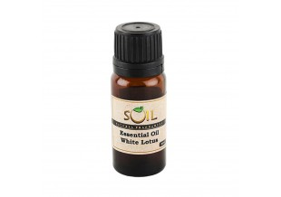 Soil Fragrances White Lotus Essential Oil 10 Ml