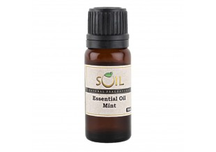 Soil Fragrances Mint Essential Oil 10 Ml
