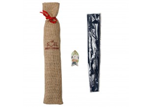 Soil Fragrances Handmade Rose Incense Sticks (pack Of 40)