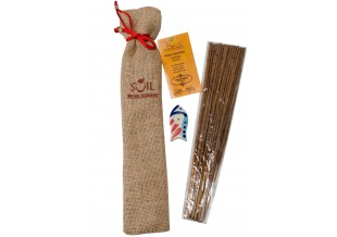 Soil Fragrances Handmade Rajnigandha Incense Sticks (pack Of 40)