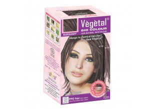 Vegetal Bio Colour Burgundy 150 Gms