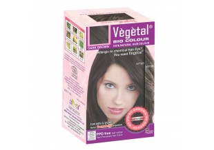 Vegetal Bio Colour Dark Brown 150 Gms