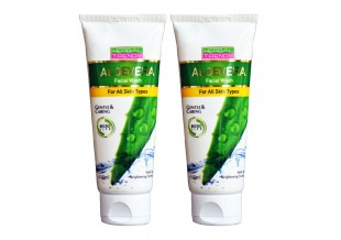 Herbal Trends   Pure Aloe Vera Facial Wash                 Pack Of 2