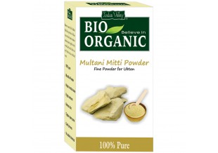 Indus Valley Bio Organic Multani Mitti Powder