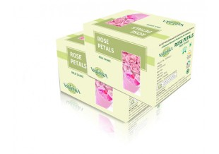 Vedantika Herbal Rose Petals Milk Shake (combo Pack)