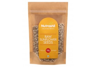 Nutrashil Raw Sunflower Seeds 150gms