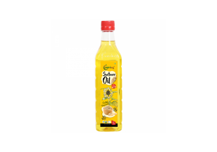 Nutriorg Organic Sunflower Oil - 500 Ml