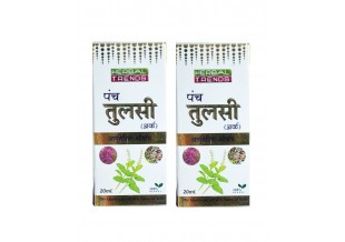 Herbal Trends   Panch Tulsi                [2-1 Pack]