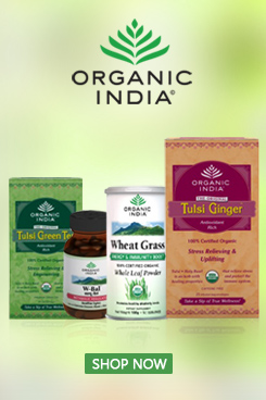 organic India products - online organic store