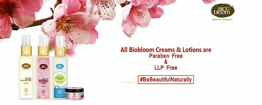 Buy BioBloom Product Online | Herbal Skin Care Product in India | Natural Personal Care Product in India