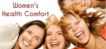 WOMEN'S HEALTH COMFORT, webuynatural