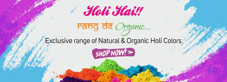 Organic Holi Color