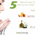 5 Natural easy homemade cleansers that can be made at home