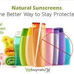 Natural Sunscreens, the Better Way to Stay Protected