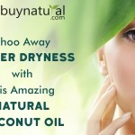 Shoo Away Winter Dryness with this Amazing Natural Coconut Oil