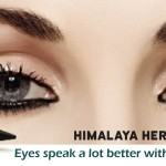 Eyes speak a lot better with Himalaya Herbal Kajal
