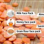 5 Magical Masoor Dal Face Packs