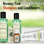 Revamp Your Hair with Natural Shampoos and Conditioners
