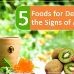 5 Foods for Delaying the Signs of Ageing