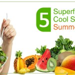 5 Superfoods for Cool Skin during Summers