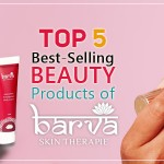 Top 5 Best-Selling Beauty Products of Barva Skin Therapie