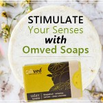 Stimulate your Senses with Omved Soaps