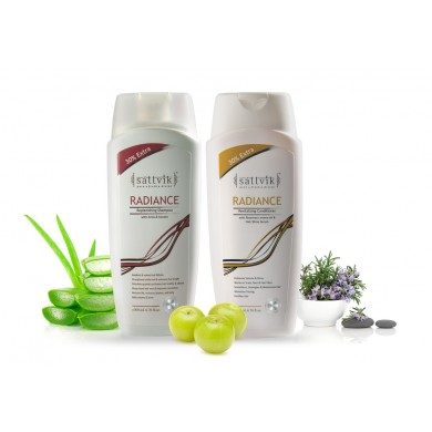 Sattvik Organics SMOOTHER AND LAWLESS SKIN COMBO-(MM,GM,SC & SB)